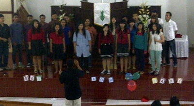 Photo of Church GPIB Bethesda at Jl. Untung Suropati No. 29, Sidoarjo, Indonesia