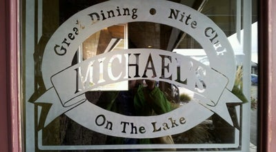 Photo of Steakhouse Michael's On the Lake at 910 W Broadway Ave, Moses Lake, WA 98837, United States