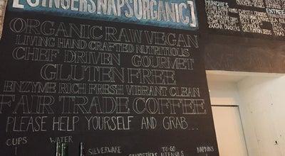 Photo of Juice Bar Gingersnap's Organic at 113 W 10th St, New York, NY 10011, United States
