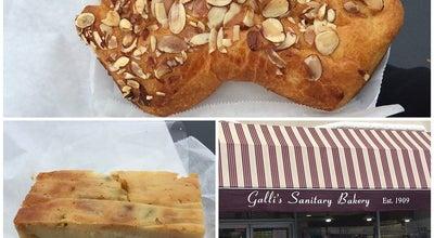 Photo of Bakery Galli's Sanitary Bakery at 324 Grand Ave, San Francisco, CA 94080, United States