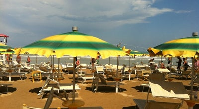 Photo of Beach Bagni Roberto N. 44 at Senigallia 60019, Italy
