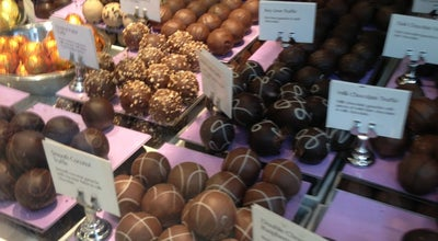 Photo of Chocolate Shop Godiva at 745 7th Ave, New York, NY 10020