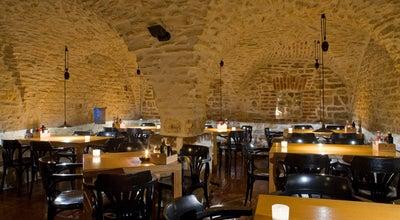Photo of Restaurant Klub architektů - Dutá hlava at Betlémské Náměstí 5a, Praha 11000, Czech Republic