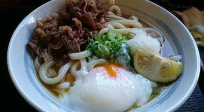 Photo of Food うどん工房 名麺堂 本店 at 中常三島町1-16-3, 徳島市 770-0813, Japan