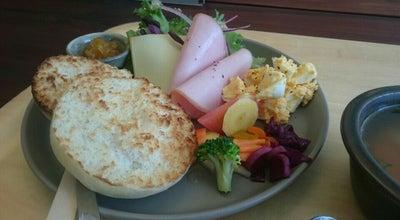 Photo of Cafe O-ba'sh cafe. (オーバッシュカフェ) at 東船場1-26, 徳島市 770-0911, Japan