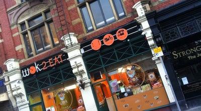 Photo of Ramen / Noodle House Wok 2 Eat at 17-19 Market Street, Preston PR1 2EL, United Kingdom