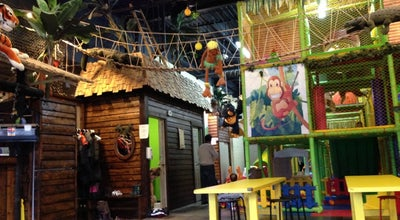 Photo of Playground Mighty Jungle Indoor Playground at 19-3100 Ridgeway Drive, Mississauga, ON, Canada