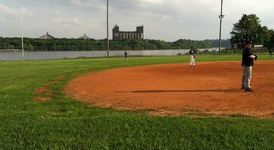 Photo of Baseball Field Rivermont Park at 3400 Lupton Dr., Chattanooga, TN 37415, United States