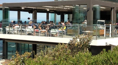 Photo of Cafe Merewether Surfhouse Restaurant and Bar at Henderson Pde, Newcastle, NS 2291, Australia