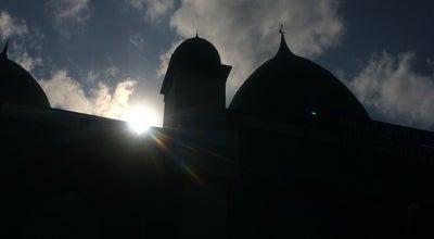 Photo of Mosque Masjid Agung Baiturrahman at Jl. Jenderal Sudirman, Banyuwangi, Indonesia