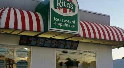 Photo of Ice Cream Shop Rita's at 3013-a Mountain Rd, Pasadena, MD 21122, United States
