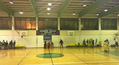 Photo of Basketball Court Κλειστό Γυμναστήριο Αχαρνών at Λιοσίων 44 & Αριστοτέλους, Greece