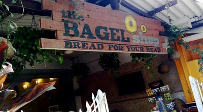 Photo of Bagel Shop The Bagel Shop at 30, Pali Mala Road, Off Carter Road, Mumbai 400 050, India