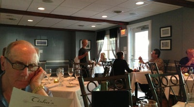Photo of American Restaurant Tisha's Fine Dining at 322 Washington St, Cape May, NJ 08204, United States