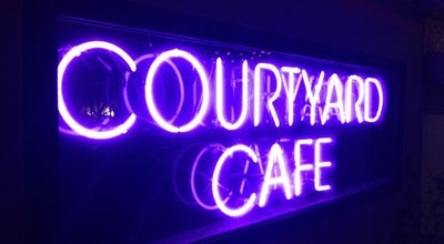 Photo of Diner Courtyard Cafe at 2211 Wilton Dr, Wilton Manors, FL 33305, United States
