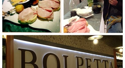 Photo of Food Bolpetta at Via Santo Stefano, 6, Bologna 40125, Italy