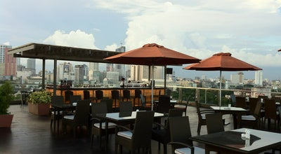 Photo of Roof Deck Skydeck Lounge at The Bayleaf Hotel at Muralla St. Intramuros, Manila, Manila, Philippines, Philippines
