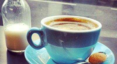 Photo of Coffee Shop Laboratorio Espresso at 93 West Nile Street, Glasgow G1 2SH, United Kingdom