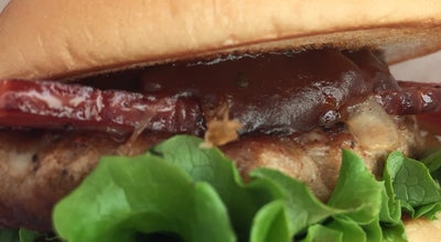Photo of Burger Joint モスバーガー 熊谷肥塚店 at 肥塚4-120, 熊谷市, Japan