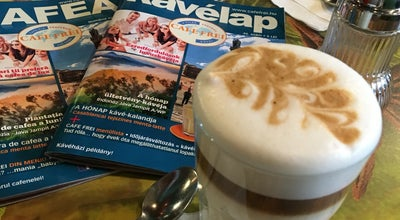 Photo of Cafe Café Frei at Piata Trandafirilor 49, Targu-Mures, Romania