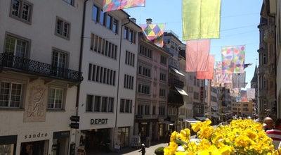Photo of Dessert Shop Honold at Rennweg 53, Zürich 8001, Switzerland