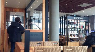Photo of Coffee Shop Cafe droptop at South Korea