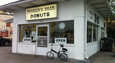 Photo of Donut Shop World's Fair Donuts at 1904 S Vandeventer Ave, Saint Louis, MO 63110, United States