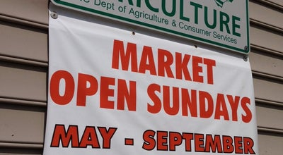 Photo of Farmers Market Charlotte Regional Farmer's Market at 1801 Yorkmont Rd, Charlotte, NC 28217, United States