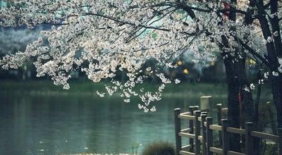 Photo of Lake 운천저수지 (Unchoen Reservoir) at 서구 쌍촌동, 광주광역시 502-856, South Korea