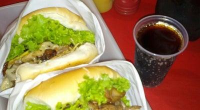 Photo of Burger Joint Luis Lanches at Rua Otávio Pinto César, São José Do Rio Preto, Brazil