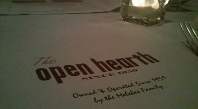 Photo of American Restaurant Open Hearth at 2801 Wade Hampton Blvd, Taylors, SC 29687, United States