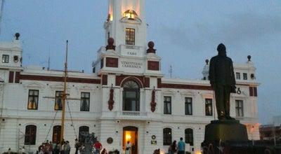 Photo of Historic Site Faro Venustiano Carranza at Veracruz, VER 91700, Mexico