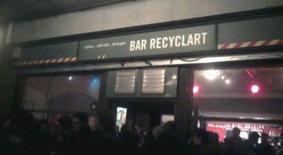 Photo of Bar Recyclart at Ursulinenstraat 25 Rue Des Ursulines, Brussel 1000, Belgium