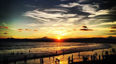 Photo of Beach 江ノ島ビーチ at 片瀬海岸, 藤沢市, Japan