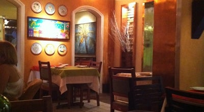 Photo of Brazilian Restaurant Oficina do Sabor at R. Do Amparo, 335, Olinda, Brazil
