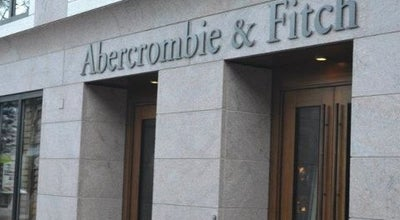 Photo of Women's Store Abercrombie & Fitch at 1 Faneuil Hall Square, Boston, MA 02109, United States