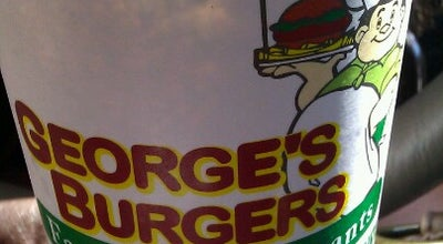 Photo of Burger Joint George's Burgers at 17510 Foothill Blvd, Fontana, CA 92335, United States