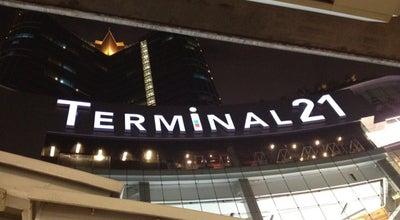 Photo of Mall Terminal 21 (เทอร์มินอล ทเวนตี้วัน) at 2,88 Soi Sukhumvit 19, Vadhana 10110, Thailand