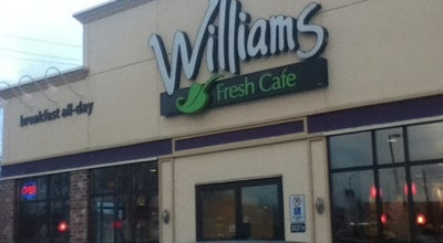 Photo of Cafe Williams Fresh Cafe at 4025 Dorchester Rd, Niagara Falls, On L2E 6N1, Canada