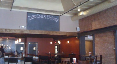 Photo of Brewery Zero One Ale House at 20 W Beauregard Ave, San Angelo, TX 76903, United States