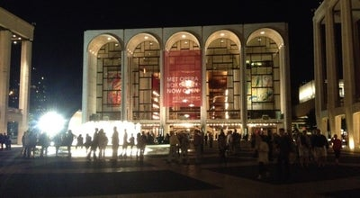 Photo of Plaza Josie Robertson Plaza (Lincoln Center Plaza) at 10 Lincoln Center Plz, New York, NY 10023, United States