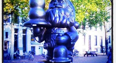 Photo of Outdoor Sculpture Santa Claus (Kabouter Buttplug) at Eendrachtsplein, Rotterdam 3012, Netherlands