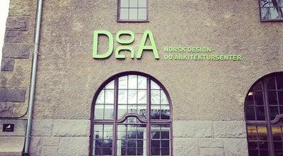 Photo of Art Gallery DogA Norsk design- og arkitektursenter at Hausmanns Gate 16, Oslo 0182, Norway