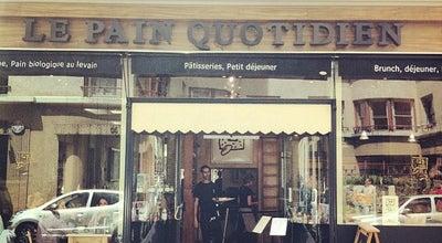 Photo of Bakery Le Pain Quotidien at 25 Rue De Varenne, Paris 75007, France