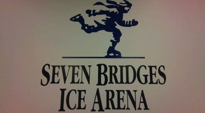 Photo of Skating Rink Seven Bridges Ice Arena at 6690 Route 53, Woodridge, IL 60517, United States
