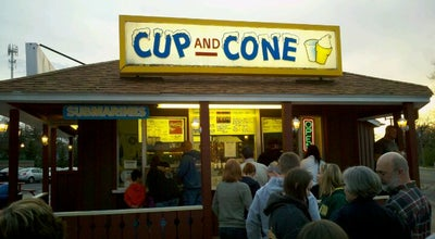Photo of Ice Cream Shop Cup and Cone at 2126 4th St, White Bear Lake, MN 55110, United States