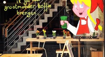 Photo of Coffee Shop Kaffee-ine at Onze-lieve-vrouwestraat 6, Mechelen 2800, Belgium