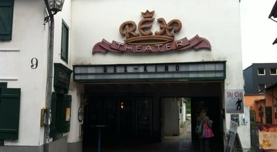 Photo of Movie Theater Rex Kino at Frongasse 9, Bonn 53115, Germany