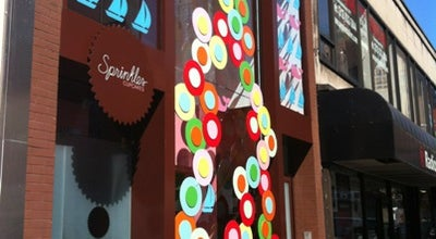 Photo of Cupcake Shop Sprinkles Cupcakes at 780 Lexington Ave, New York, NY 10065, United States