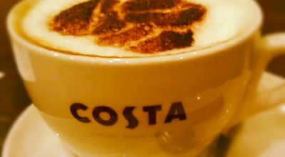 Photo of Coffee Shop Costa Coffee at Emersons Green Retail Park, South Gloucestershire BS16 7AE, United Kingdom